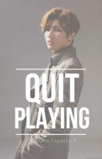Quit Playing |U-KISS| by CarolinaRiquelme7