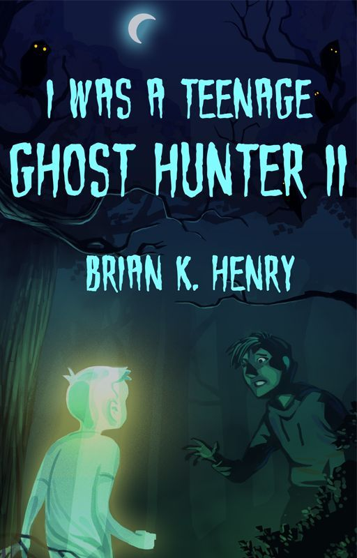 I Was a  Teenage Ghost Hunter II by abstractplane