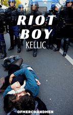 Riot Boy {Kellic} ON HOLD by ofmerchandmen