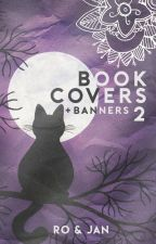 Book Covers + Banners 2 (CLOSED) by Rolling_in_the_Dice