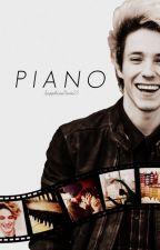 PIANO || A.V by SapphirusNocte25