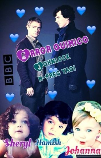 ❤️Error Quimico❤️ JOHNLOCK M-preg