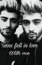 Twins fell in love with me  [Z.S]🏳️‍🌈 by Katty_Malik