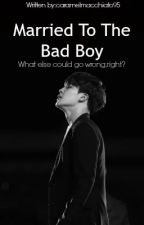 YoonMin || Married to the Bad Boy by caramelmacchiato95
