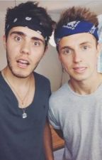 Alfies little sister ( Marcus Butler fanfic ) by marcusbutler_isbae