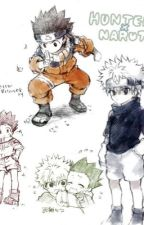 Hunter X Naruto by Qadira14