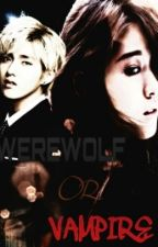Werewolf Or Vampire by real_myg
