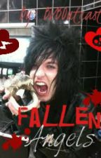 Fallen Angels (Jake Pitts Love Story)(Originally written by Killjoy At Hogwarts) [COMPLETED] {1} by RaisedByWuuves