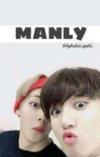Manly? by mitsumuki_