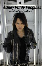 Ashley Purdy Imagines by stxlenomvn
