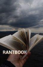 Rantbook by tanyaspain