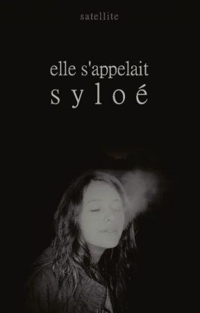 Elle s'appelait Syloé by Wellgunde