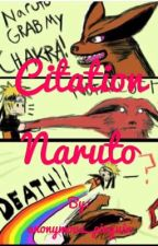 Citations Naruto by anonymous_pinguin