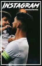 Instagram. Sergio Ramos by mrsmorata