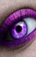 The Girl With the Purple Eyes by RavenRobynwood