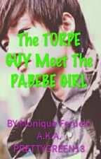 """""""The Torpe Guy Meet The Pabebe Girl"""" by MoniqueFeruelo"""