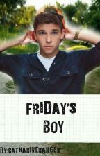 Friday's Boy by catharineranger