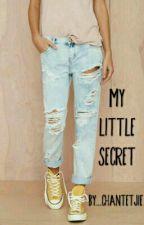 My little secret by chantetjie