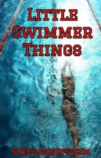 Little Swimmer Things  by socialcasualtyy-