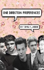 One Direction Preferences by Emily_Hebb