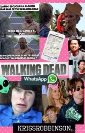 The Walking Dead • WhatsApp