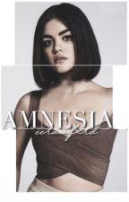 Amnesia (Book #3) by anonymousxella