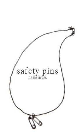 Safety Pins by nameinuse