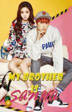 Мой брат СанХа/ My brother  is Sanha ( Astro ) by Julia_fairy