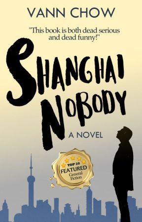 Shanghai Nobody - When China falls in love with America by vannchow