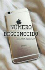 Número Desconocido by dulce_pandiconr
