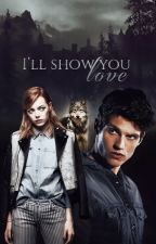 I'll show you love//Fanfiction Isaac Lahey by zimowakurewka
