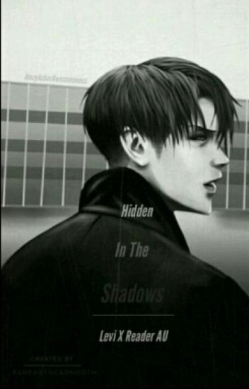 Hidden In The Shadows Levi X Reader AU