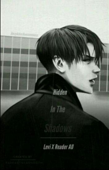 Hidden In The Shadows Levi X Reader AU