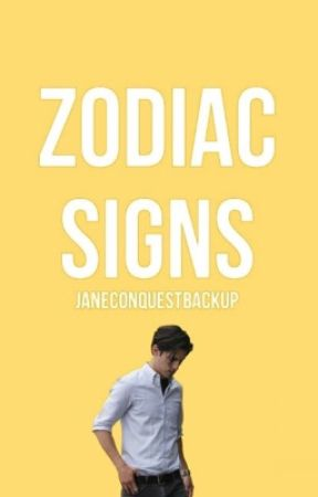 Zodiac Signs II by JaneConquestBackup