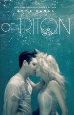 Of Triton - O Legado de Syrena by JessykaCarvalho034