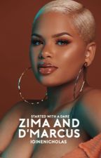 Zima and D'Marcus | ✓ [Inkitt] by toyabright