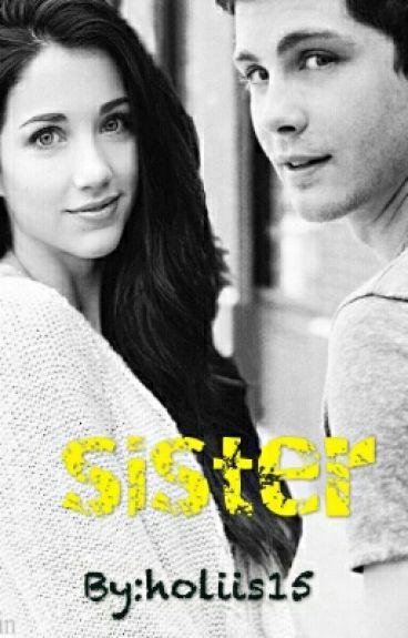 Sister ...La Hermana De Percy Jackson