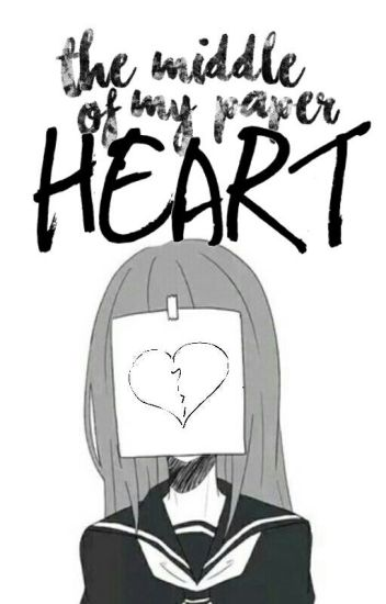 ☪ the middle of my paper heart