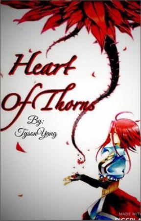 """A Heart Of Thorns"" : An Ikza Izinski fanfic! by TysonYang"