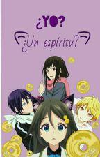 ¿Yo? ¿Un Espíritu? TN Y Yukine, Yatori (Noragami) by natch123