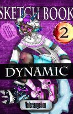 Dynamic ■ Sketch Book by ValeriaSevgiApel