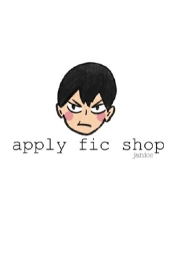 apply fic shop