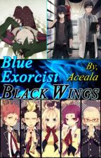Blue Exorcist, Black Wings by Aceala