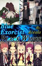 Blue Exorcist, Black Wings by Aceala