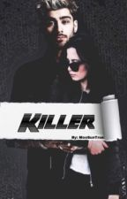Killer // Z.M by Katytexx