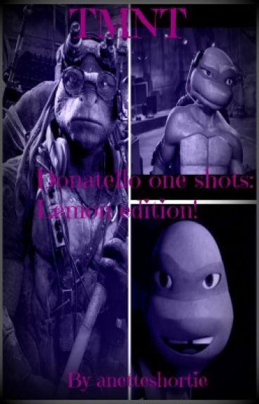 TMNT Donatello one shots: Lemon edition!