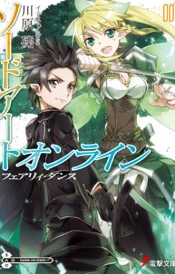 Sword Art Online Volume 3