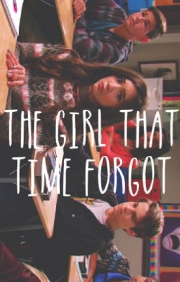 the girl that time forgot ➴ riarkle au (hold)