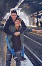 Lui.. la persona che mi cambiò la vita • Benji e Fede • by stilinski24girl