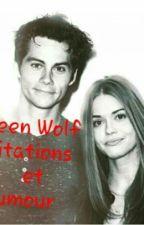 Teen Wolf Citations et humour by paulineskywalker